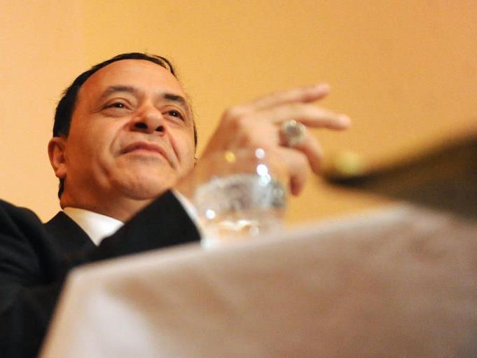 Hussein Barakat, der gerne ägyptischer Präsident werden möchte