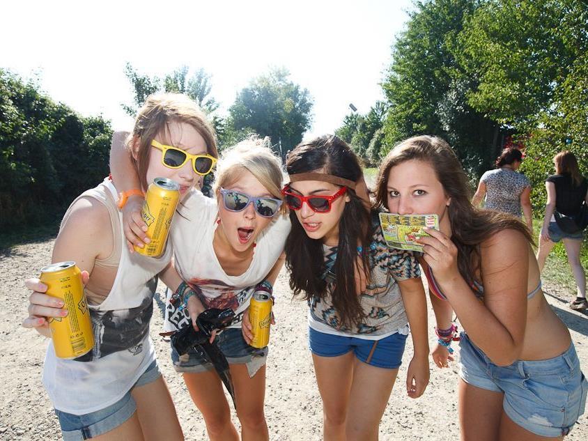 Für das Freqency Festival 2012 wurden weitere Bands bestätigt.