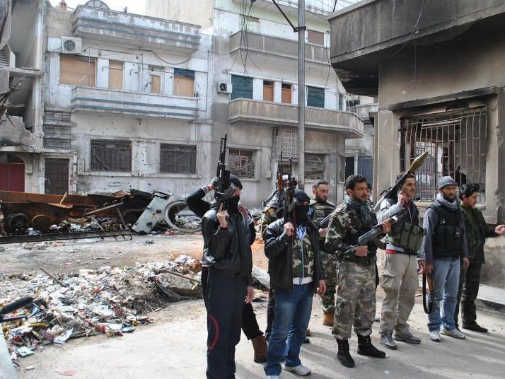Opposition befürchtet Massaker in Homs