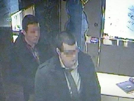 Die Polizei weiß, wer hinter dem Überfall auf den Juwelier Kornmesser steckt.