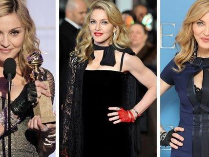Diese Dame ist zäh: Madonna lässt sich nicht unterkriegen.