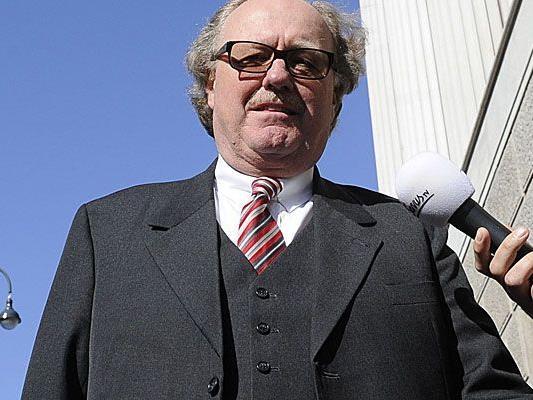 Mensdorff-Pouilly gab sich vor dem U-Ausschuss am Mittwoch wortkarg.