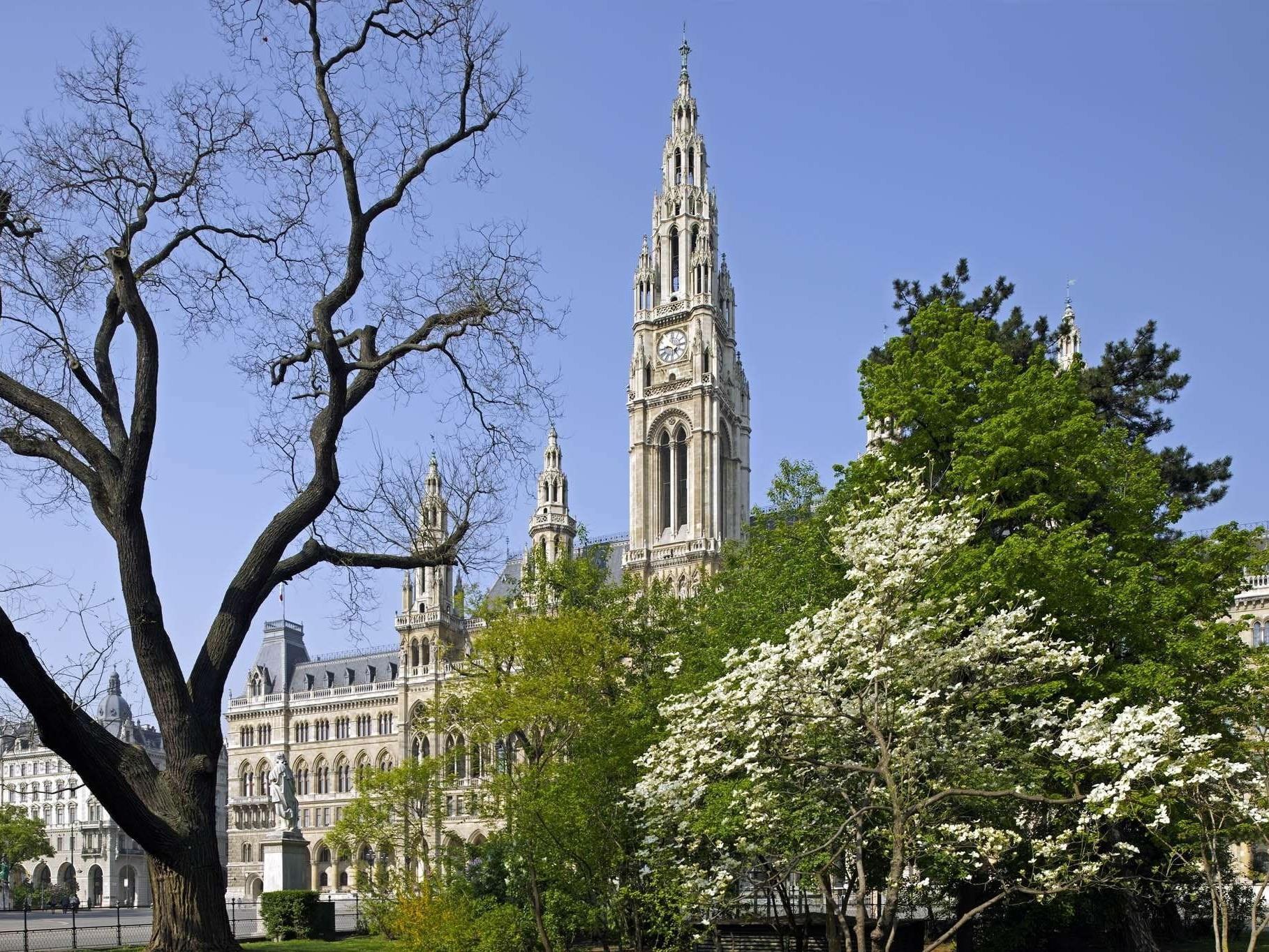 Die Wiener Vorlesungen finden im Rathaus statt