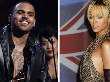 Rihanna arbeitet noch mit Chris Brown zusammen - trotz ihrer Vorgeschichte.