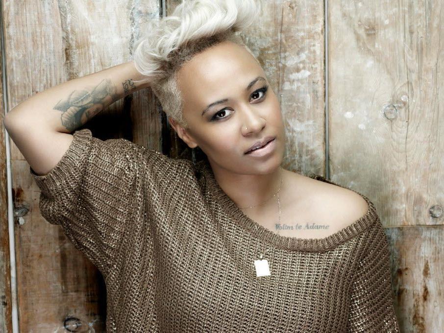 Emeli Sandé - eine Sängerin, von der man noch viel hören wird.