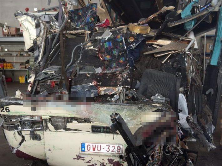Busunfälle forderten zahlreiche Tote