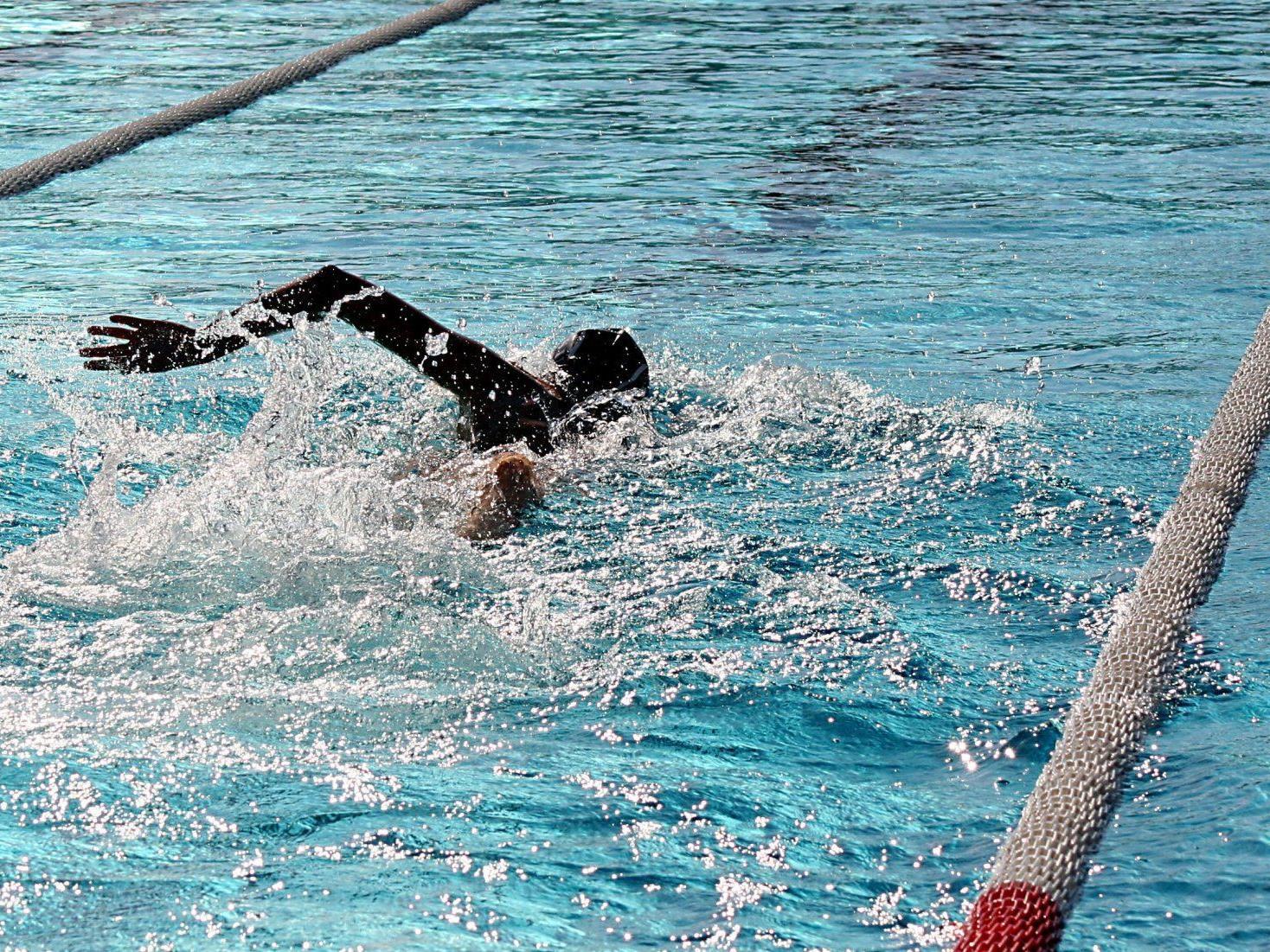 Die Stadt Wien überlegt ein Schwimmsportzentrum zu errichten.
