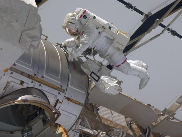 Vor allem bei jenen Astronauten, die mehr als 30 Tage hintereinander im All verbrachten