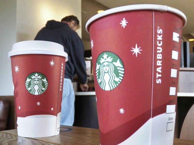 Starbucks-Fans dürfen sich freuen.