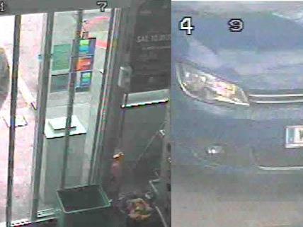 Die Polizei sucht diesen Mann, der im Febraur eine Tankstelle in der Inneren Stadt überfallen hat.
