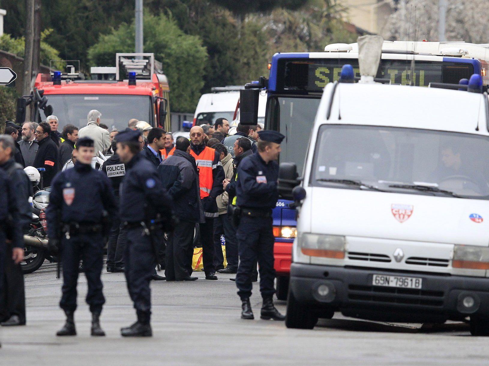 Toulouse: Die Polizei belagert den mutmaßlichen Serienattentäter.