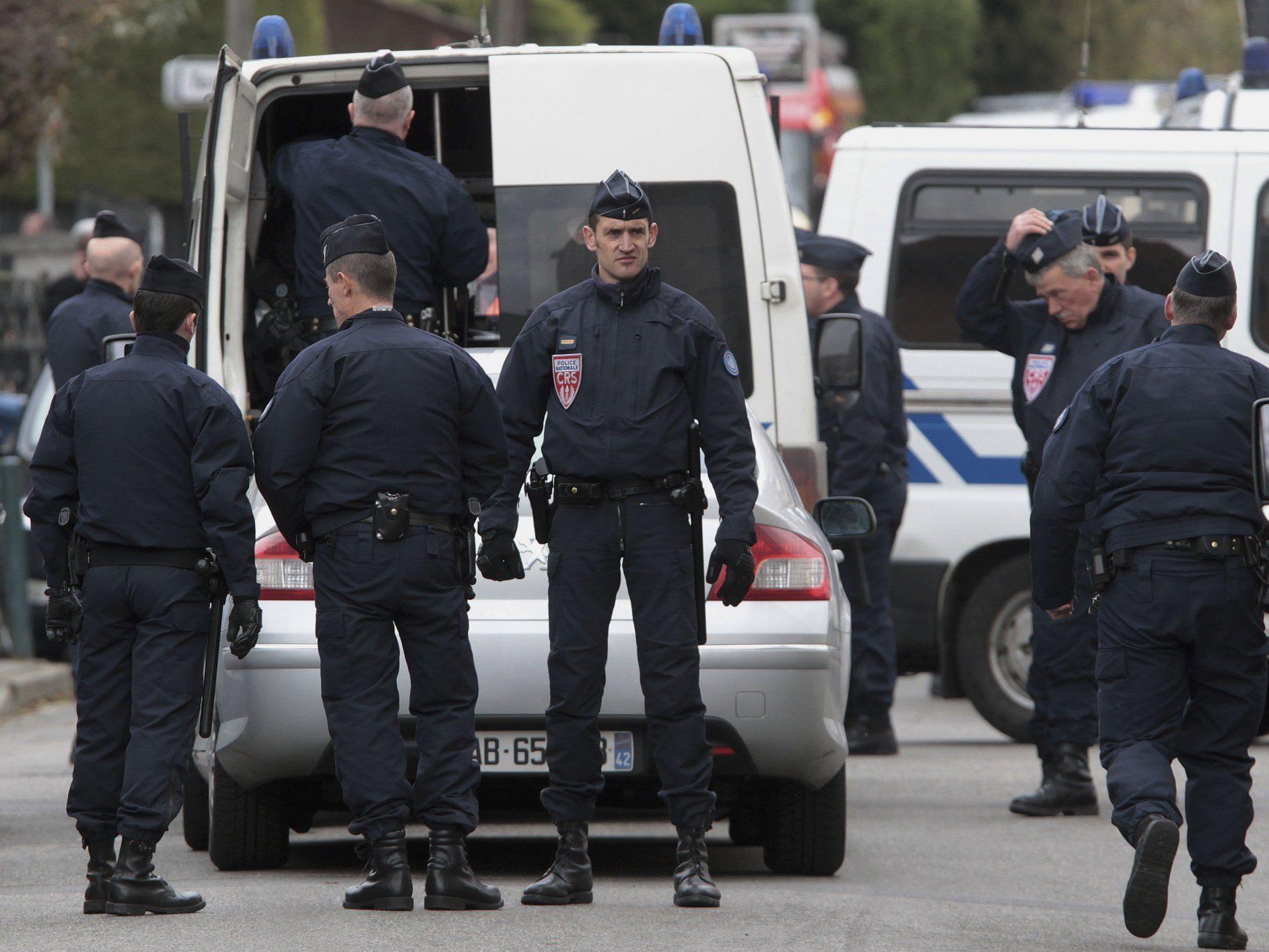 Die Polizei konnte den Verdächtigen am Mittwoch Nachmittag festnehmen.