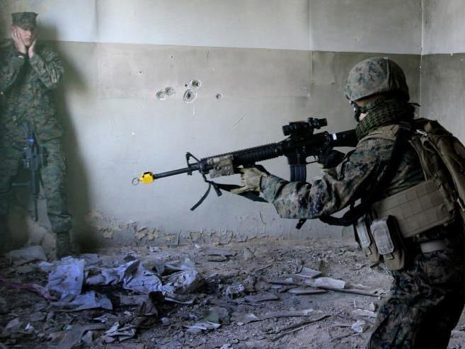 """""""Der Umgang des Pentagon mit traumatisierten oder hirnverletzten Soldaten ist teils skandalös"""""""
