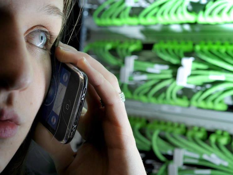 Vorratsdatenspeicherung tritt mit 1. April 2012 in Kraft.