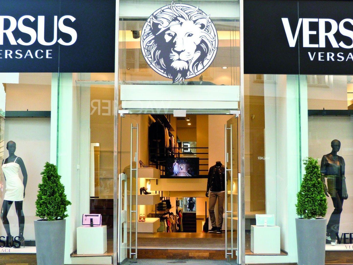 Der Versus Store eröffnete am 4. April in der Wiener Innenstadt.