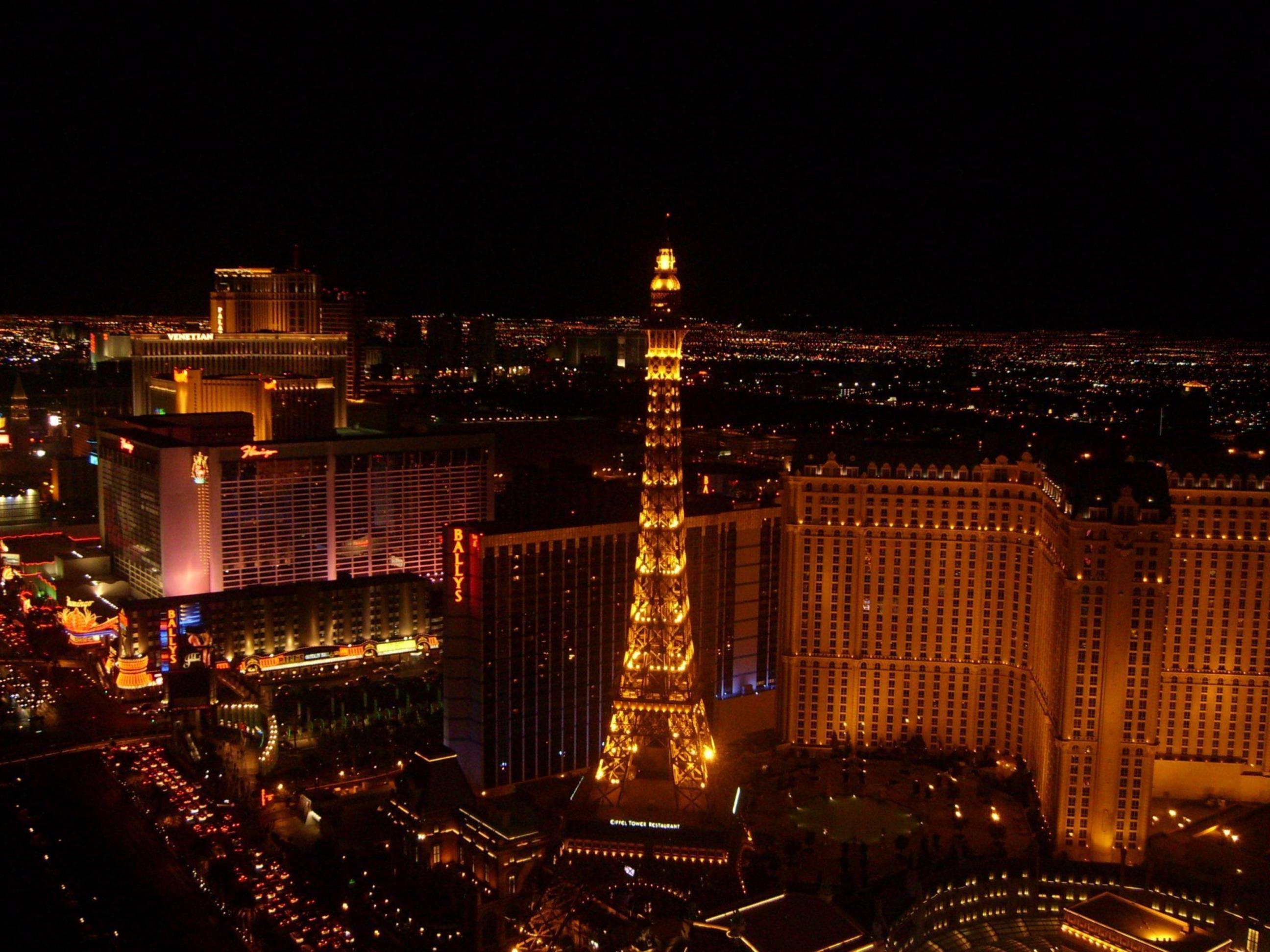 Las Vegas: Auch ohne Spontanhochzeit das perfekte Reiseziel für einen gebührenden Junggesellenabschied.