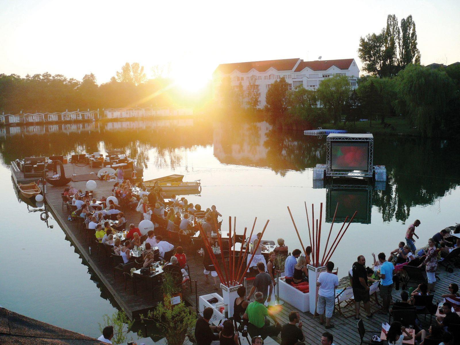 100 Tage Sommer will Brunn/Gebirge bis 1. September zählen