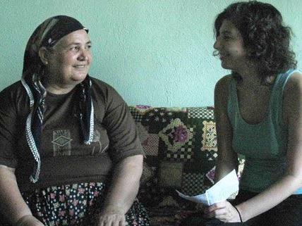 """Die junge Regisseurin Wilma Calisir hat mit der Doku """"Sommer 1972"""" die Geschichte ihrer Familie abgebildet"""