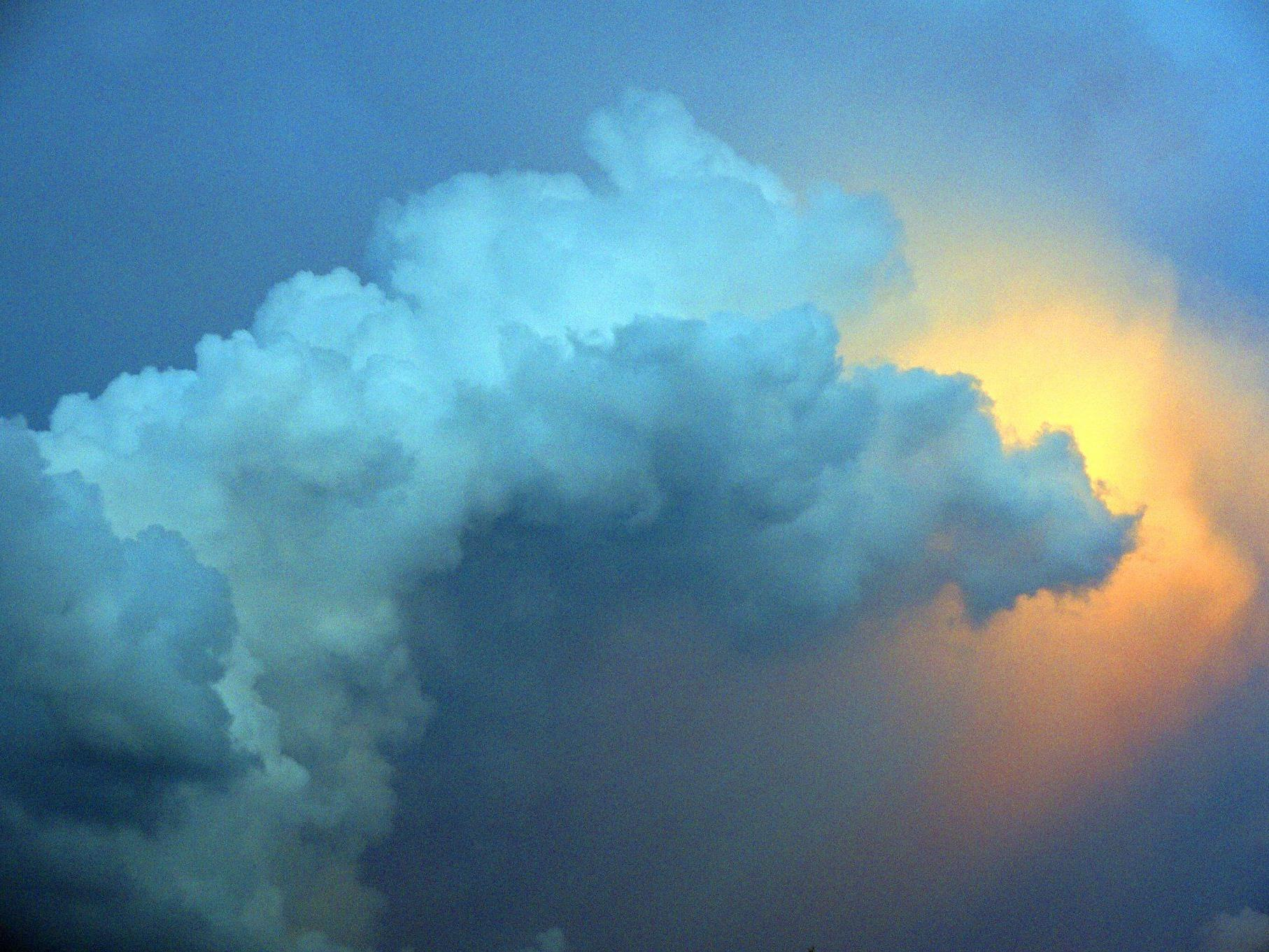 Mehr Wolken, Schnee und Regen als Sonne bringt das Osterwetter