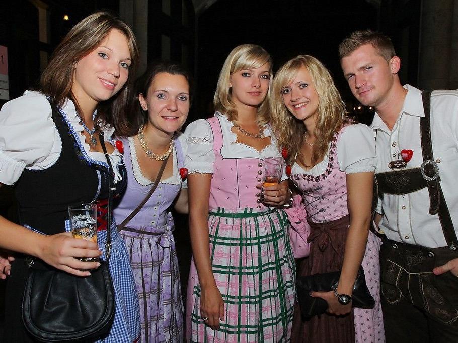 Klicken und Karten zum Trachtenpärchenball 2012 gewinnen!