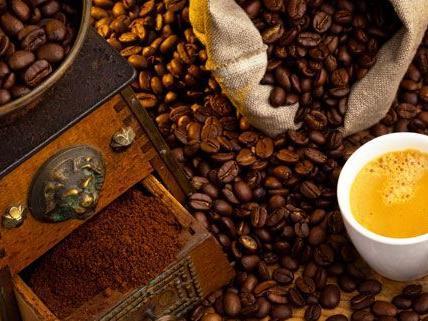 Kaffee senkt den Blutdruck.