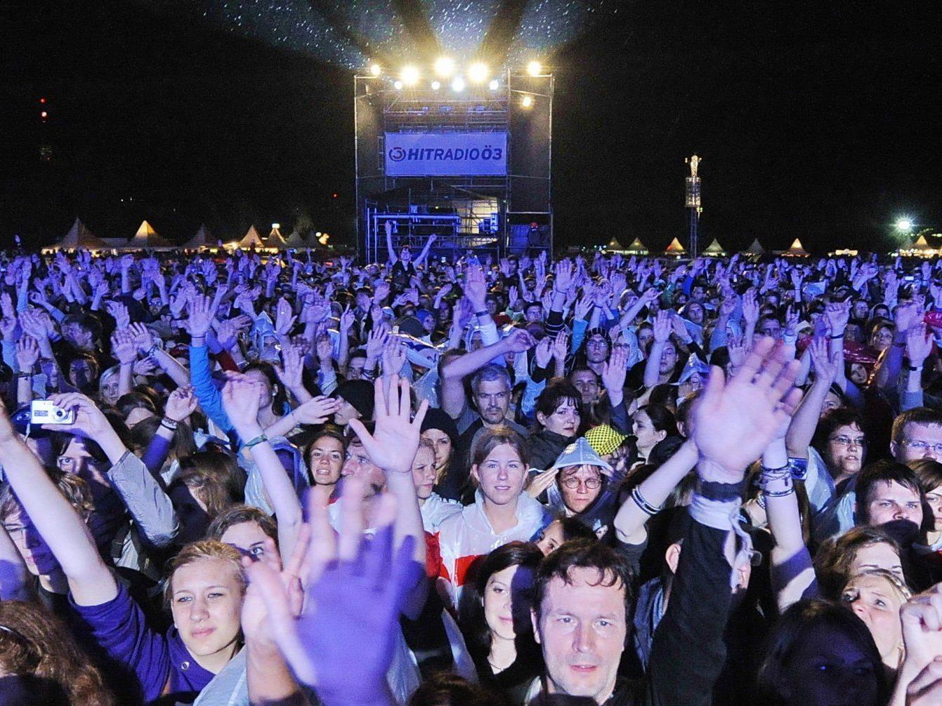 Die ersten Infos zum Donauinselfest 2012 wurden bei einer Pressekonferenz bekannt gegeben.