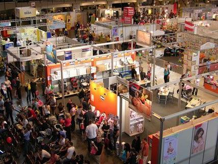 Vom 4. bis 6. Mai 2012 findet die Baby Expo in der Wiener Stadthalle statt.