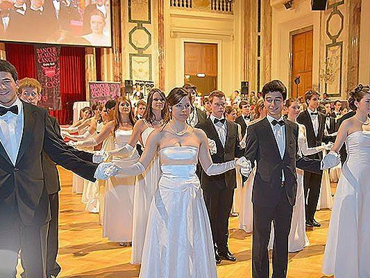 Bei Dancer against Cancer in der Hofburg wurde für den guten Zweck getanzt