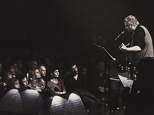 Die Fans von Daniel Johnston lieben seine ungewöhnlichen Konzerte