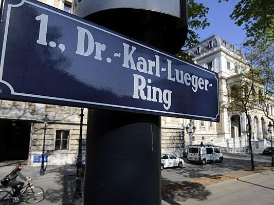 Der Dr. Karl-Lueger-Ring hat ab Herbst einen neuen Namen