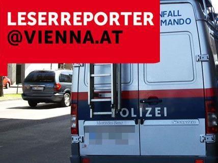 Der Unfall ereignete sich am Samstag bei Gablenzgasse/Lerchenfelder Gürtel.