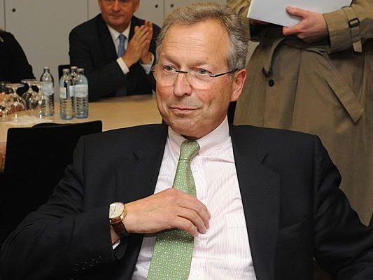 Wegen parteiinternen Unstimmigkeiten nimmt Ferndinand Maier (ÖVP) den Hut