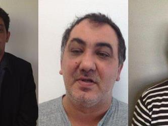 Kennt jemand diese drei Männer? Die Polizei bittet um Mithilfe!