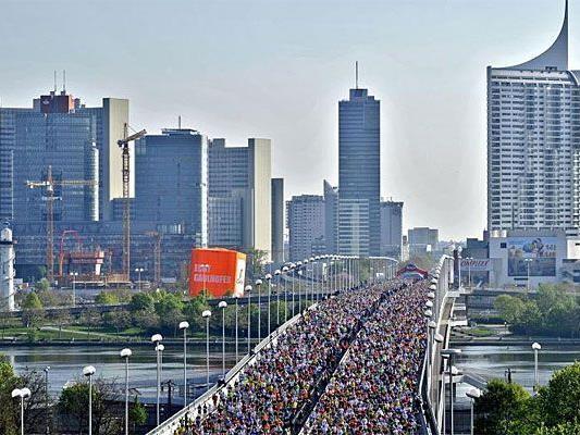 Der Vienna City Marathon bringt Straßensperren am Sonntag mit sich