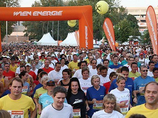 Schon 2011 war der Andrang beim Wien Energie Business Run riesengroß - heuer könnte er noch wachsen