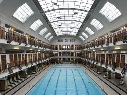 Das Wiener Amalienbad schließt am 1. Juni 2012 wegen Sanierungsarbeiten.