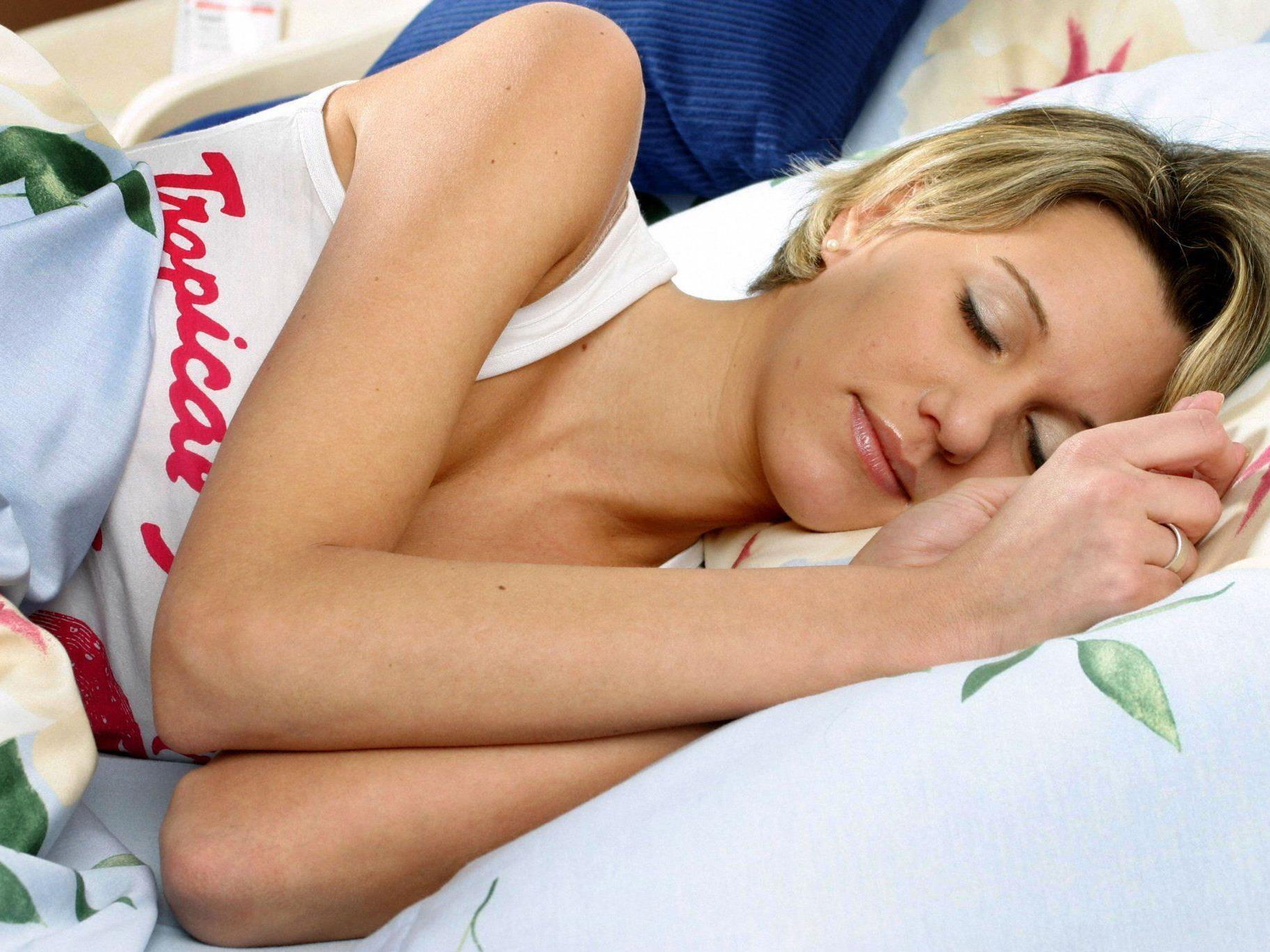 Zwei Drittel aller Schlaf-Störungen sind seelisch bedingt.