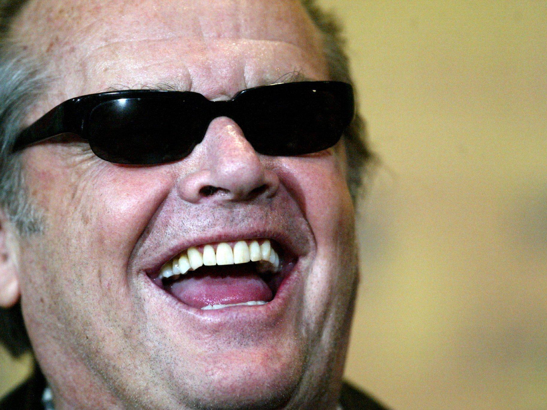 Seine Präsenz auf der Leinwand ist übermächtig, sein Leben filmreif - Jack Nicholson feiert seinen 75. Geburtstag.
