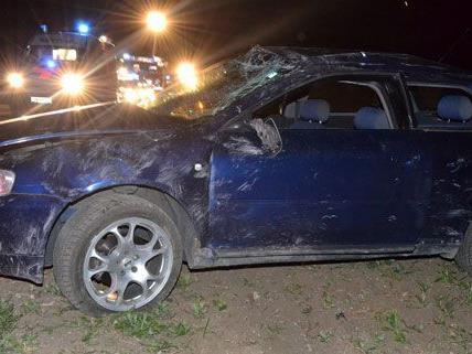 Zu einem schweren verkehrsunfall kam es, als eine Lenkerin auf der L4040 im Bezirk Baden die Kontrolle über ihr Fahrzeug verlor.