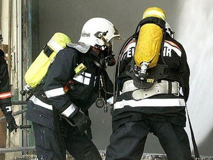 Das Feuer konnte mithilfe aufmerksamer Passanten rechtzeitig unter Kontrolle gebracht werden.