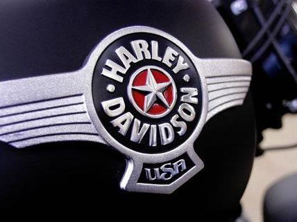 Harley-Davidson steigert seine Verkäufe.