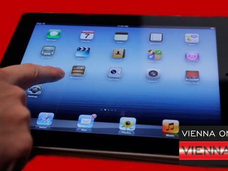 Die große Ostereier-Suche auf Vienna.at: Gewinne ein iPad 3.