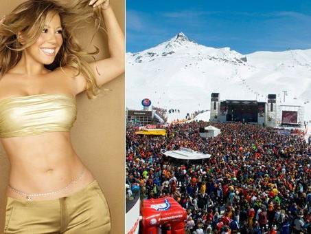 Wir verlosen 2x2 Tickets für das Konzert von Mariah Carey in Ischgl!