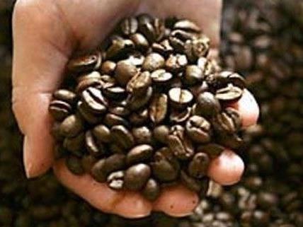 Zwei Tonnen Kaffee gestohlen - aber in Wien wieder aufgetaucht.