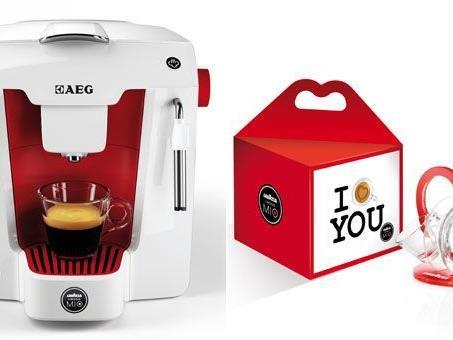 Wir verlosen mit Lavazza einen Espresso-Kapselautomaten zum Muttertag!