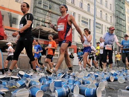 Freiwillige Teilnehmer können sich für eine medizinische Studie im Rahmen des Vienna City Marathons melden.