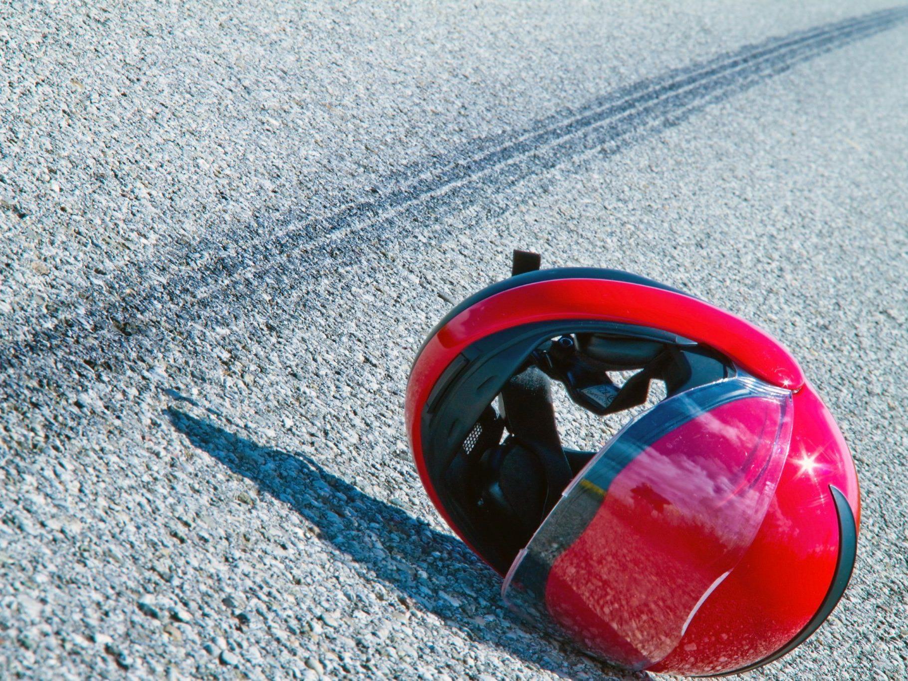 Jede Menge Unfälle mit Motorrädern passierten am Wochenende in Niederösterreich