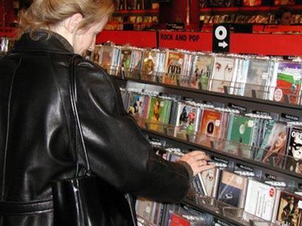 Der Musikmarkt verzeichnete auch 2011 sinkende Umsätze.