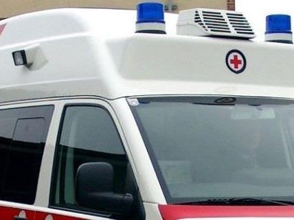 Der 28-Jährige erlitt einen Nasenbeinbruch und wurde ins Spital gebracht.