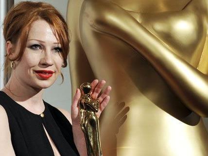Birgit Minichmayr wurde bei der Romy-Gala am 21. April als erste ausgezeichnet.